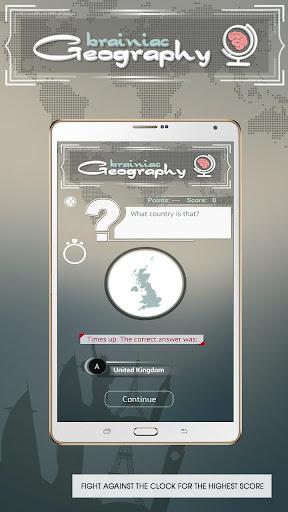 Geography Brainiac World Quiz Apk Download 10