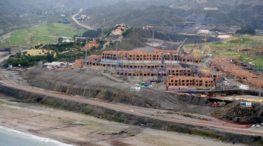 El Banco Malo saca a la venta Macenas en Mojácar por 30 millones de euros
