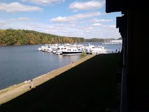 Photo: The marina at Joe Wheeler.