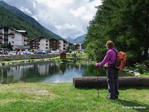 Photo: Saas Almagell, Switzerland