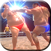 Real Sumo Fighting 2017: Superstars Wrestling