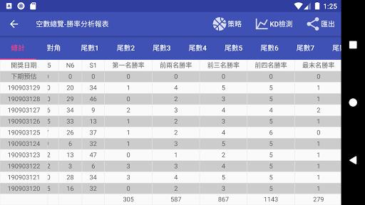 49DIY - 遺漏大數據 screenshot 6