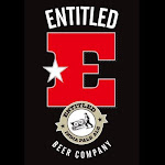 Logo for Entitled beer company