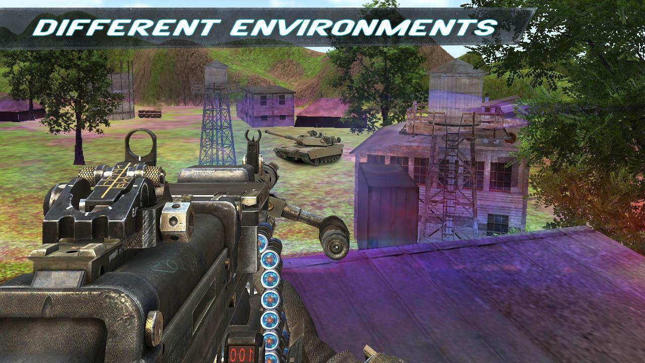 Frontline Army Girl Commando 2018- screenshot