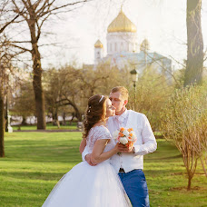 Wedding photographer Yana Slavinskaya (sentyabryaka). Photo of 16.07.2017