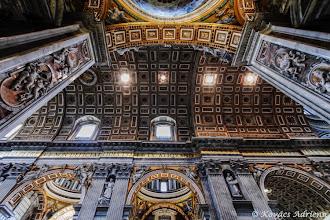 Photo: Szent Péter-bazilika belső 1