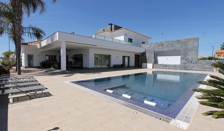 Villa avec piscine San Pedro del Pinatar