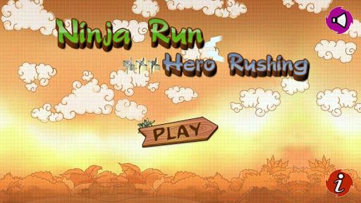 Ninja Run Legend