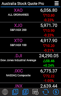 Dji Stock Quote | Asx Stock Exchange Quotes Mobile Stock App Apps On Google Play