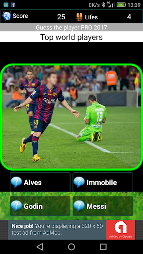 Soccer Players Quiz 2017 PRO 1.12 screenshots 3