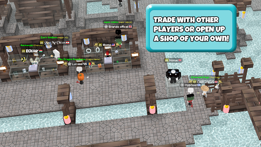 Cubic Castles: Sandbox World Building MMO 1.98851 screenshots 9