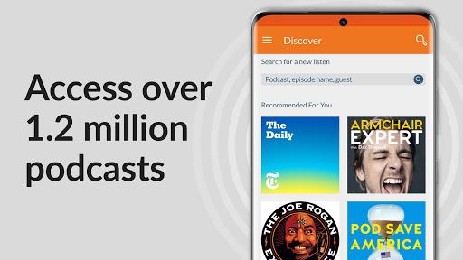 Audiobooks.com Listen to new audiobooks & podcasts 7.7.1 screenshots 5