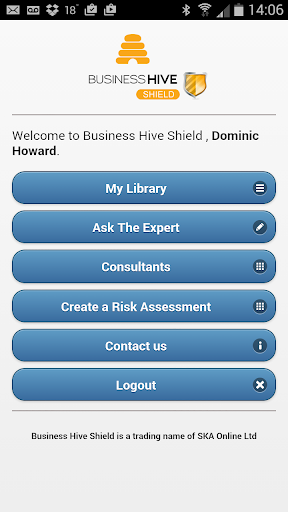 Business Hive Shield  screenshots 1