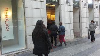 Zara cerrará sus puertas el dos de octubre.