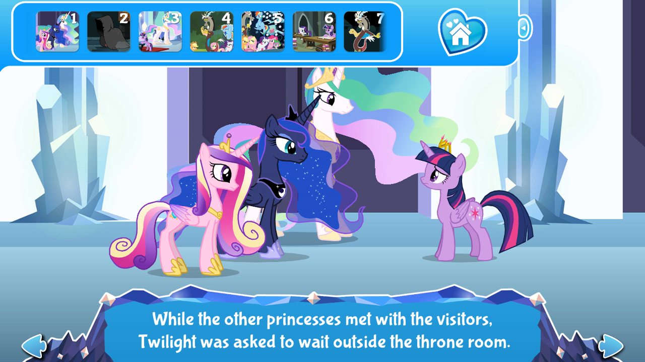 My Little Pony Twilight Reigns- screenshot