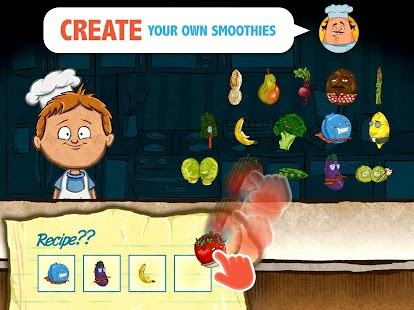 Veggie Bottoms Kitchen- screenshot thumbnail
