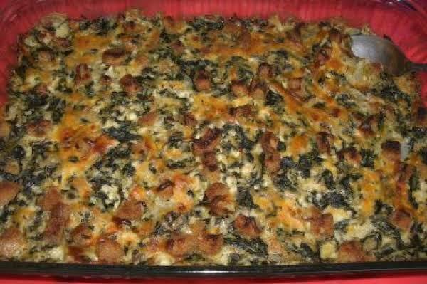 Serbian Spinach Recipe