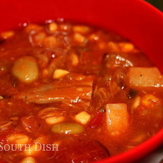 BBQ Pork Brunswick Stew