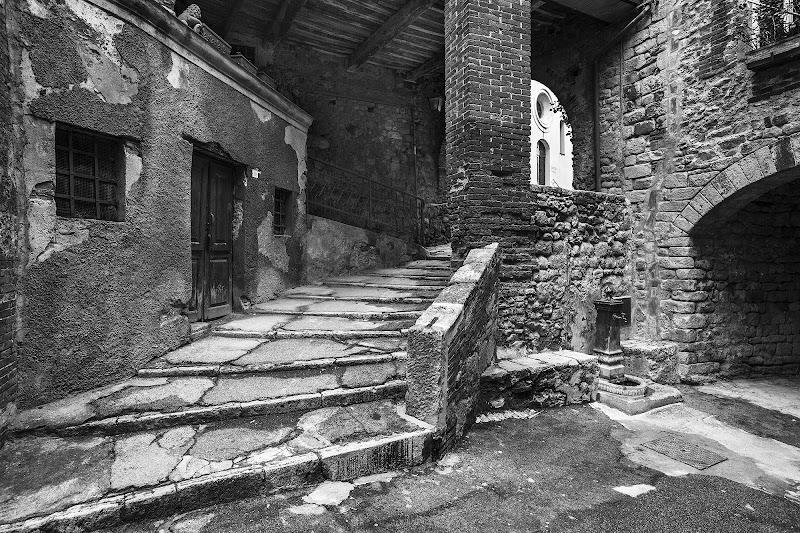 Gavorrano...vecchio borgo.... di stefanogaleotti