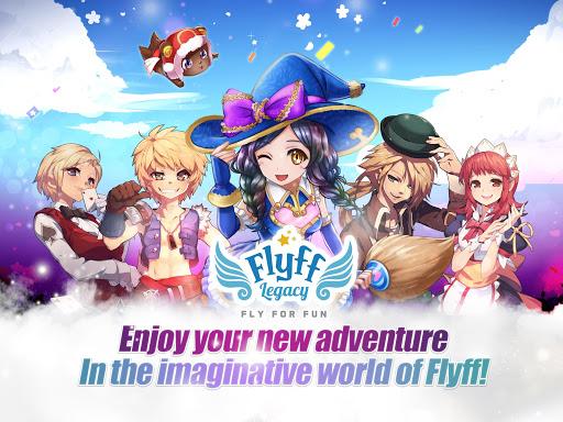 Flyff Legacy - Anime MMORPG  screenshots EasyGameCheats.pro 2