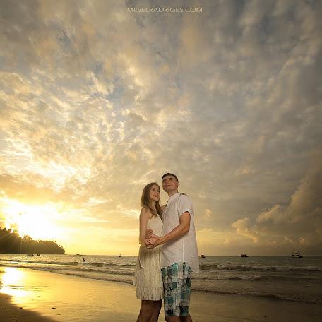 Wedding photographer Mikhail Nazarenko (migelradriges). Photo of 04.09.2016
