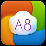 Launcher Samsung Galaxy A80 Theme 1.0.0