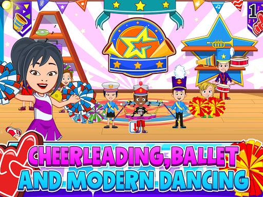 My Town : Dance School. Girls Pretend Dress Up Fun 1.19 screenshots 14