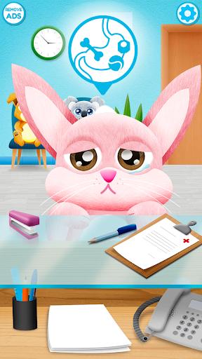 Télécharger Gratuit Vétérinaire de Mascottes - Docteur d'animaux mod apk screenshots 3