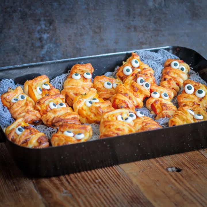 Halloween Poppers