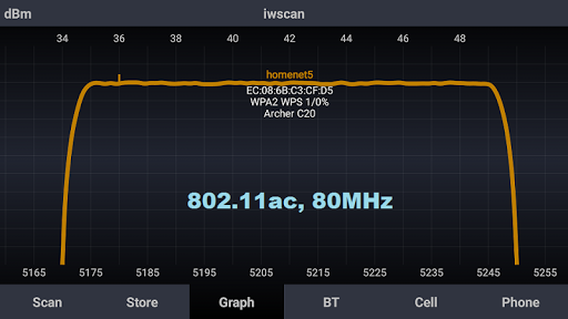 iwscan. Analyzer [ROOT] app (apk) free download for Android/PC/Windows screenshot