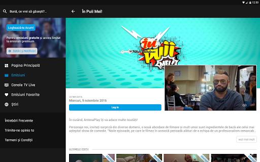 AntenaPlay.ro 2.2.6 screenshots 9