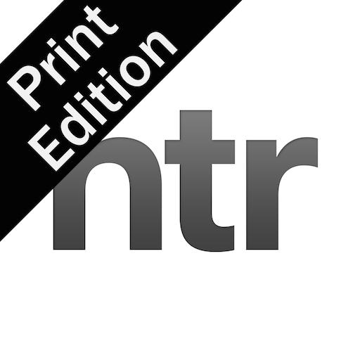 HTR Print Edition 新聞 App LOGO-APP開箱王