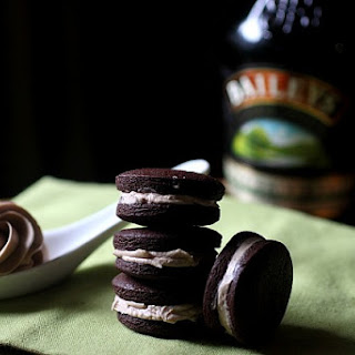 Baileys Irish Cream Oreo Cookies