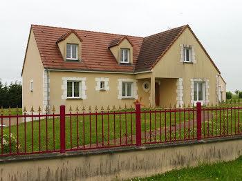 villa à La Ville-aux-Clercs (41)