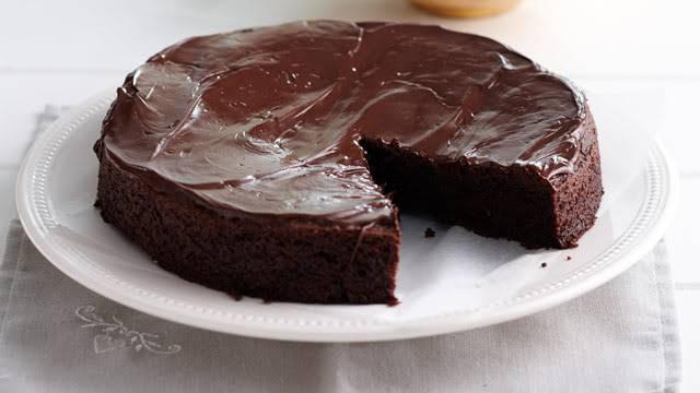 Gluten Free Chocolate Fudge Cake Nigella