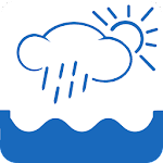 Japan Weather&River info Icon