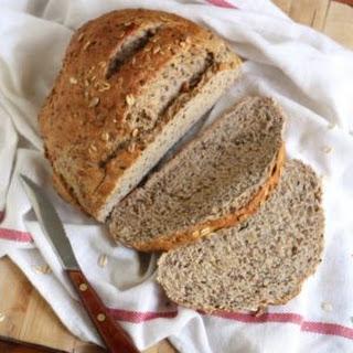 Rustic Multigrain Bread.