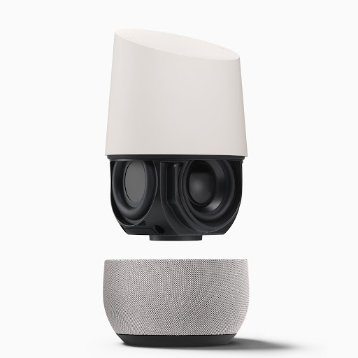 Home's Tri-speaker audio quality