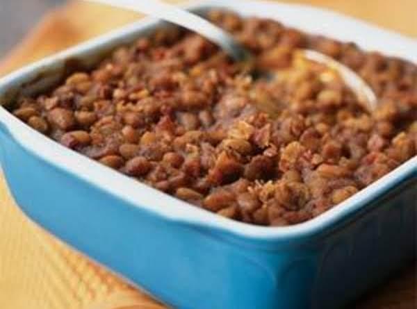 Grandma's Baked Beans Recipe