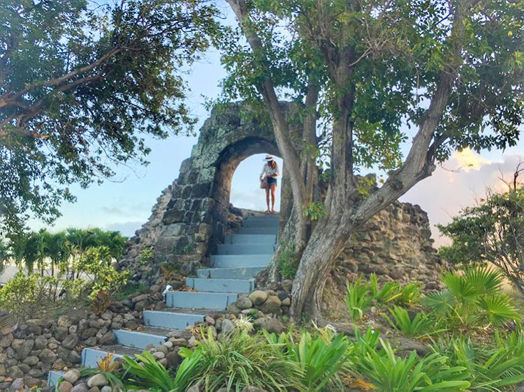 Nevis, the smaller, less traveled part of St. Kitts and Nevis, offers rich history and scenic vistas.