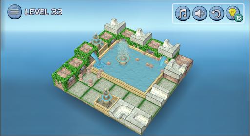 Flow Water Fountain 3D Puzzle Screenshots 18