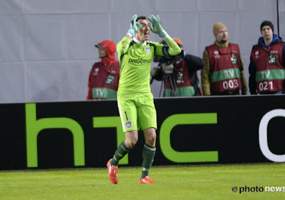 Anderlecht na onterechte penalty uit Europa League