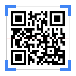 QR Barcode Scanner 2.1.32 by Gamma Play logo