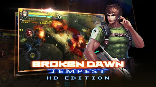 Broken Dawn:Tempest HD 4