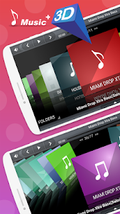iSense Music – 3D Music Player 3.004s MOD Apk Download 1