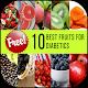 10 Nejlepší Ovoce Pro Diabetiky (app)