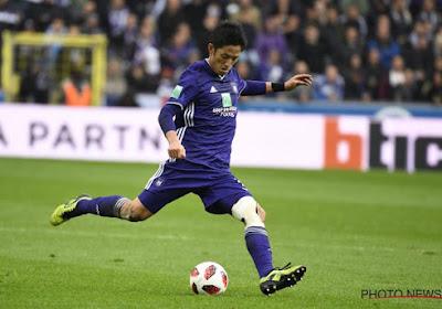 Mazzu laat zich uit over transfer van Morioka naar Charleroi