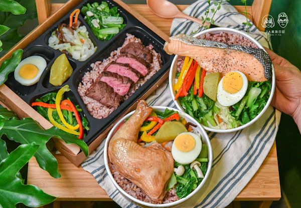 水煮淡健康餐盒上石店:台中西屯區美食-鄰近逢甲夜市的水煮便當,低油低卡低熱量,養生健身的新選擇!
