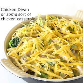 Chicken Divan - Chicken Casserole