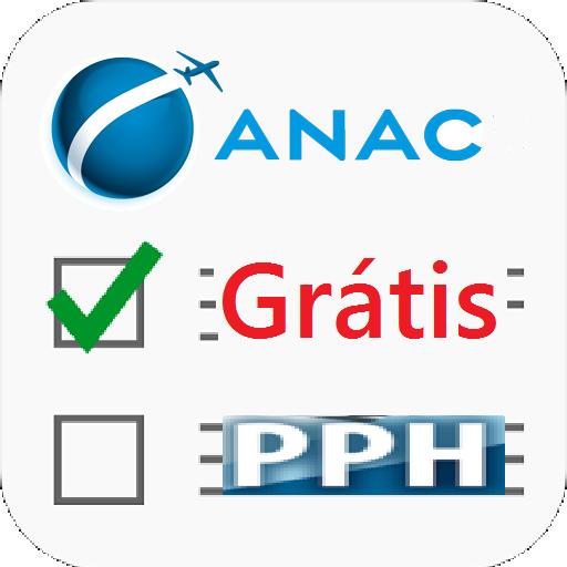 Simulados BANCA para ANAC - PPH - Grátis